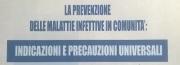 La prevenzione delle malattie infettive